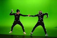 Amersham & Wycombe College Motion Capture and Green Screen Studio Lighting
