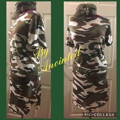 T shirt dress by Anointed
