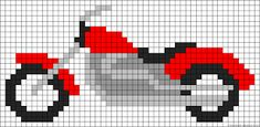 Image result for back to the future perler beads