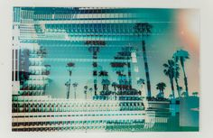 """Palms Building"" by Mayk Azzato, 100 x 150 cm, 37810 #KARE #KAREDesign #Azzato #MaykAzzato #Photographic #Art"