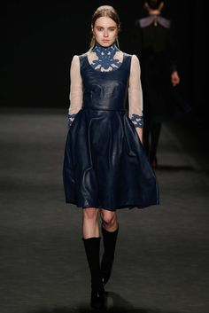 ****************Vivienne Tam Fall 2015 Ready-to-Wear - Collection - Gallery - Style.com