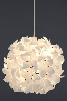 Buy Easy To Fit Flower Ball Shade from the Next UK online shop