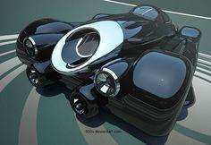 nfz w29 dark 3 by ~600v @ deviantART http://600v.deviantart.com/ ~ This would make a cool Batmobile!