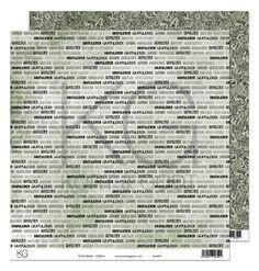 108133 - Papir Gratulerer - Grønn 7504