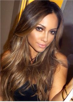 HAIR INSPO | THE PERFECT BRUNETTE BALAYAGE | For more hair inspiration visit www.dontsweatthestewardess.com