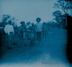 Fotografía antigua: GUINEA - 1910 -1920 - 12 Negativos estereoscopicos - Foto 13 - 26852153