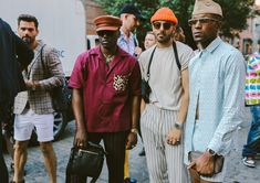 Phil Oh's Best Street Style Photos From New York's Spring 2019 Menswear Shows