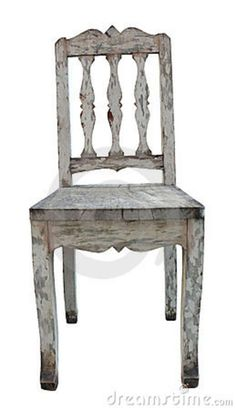 The hiding place consisted of old and rusty chairs so this would be perfect