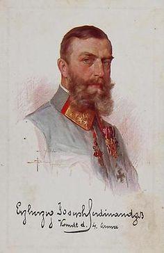 Erzherzog Joseph Ferdinand von Österreich-Toskana, © IMAGNO/Archiv Jontes