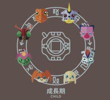 «Digimon Adventure - Rookie» de Sindor