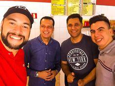 Tempo de qualidade com meu Pastor Ap Celso Santos - e meus irmãos Pr Sandro e Leo - Esse final de semana em Bauru SP - final de semana de adoração ao Senhor na Comunidade Evangélica Restaurar - Pr Delton