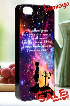 Kingdom of heart quotes disney iPhone 4/4s/5 Case  by bumiayu, $12.50