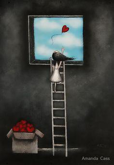 """""""Enviando meu amor"""" Impressos fotográficos por Amanda Cass   Redbubble"""