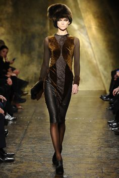 Bright Moments Fall 2013 Trends: SOFT TOUCH (Donna Karan RTW Fall 2013)