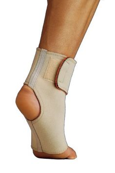 ThermoskinTM Arthritis Ankle Wrap by Thermoskin. $29.90. For support and natural heat, treat arthritis ankle pain with ThermoskinTM This anatomically shaped ankle support uses ThermoskinTM with its patented Trioxon lining to capture your natural body heat to reduce arthritic pain. Constant heat helps open blood vessels, which increases the blood flow to the hurting area, resulting in rapid removal of inflammation. Experience enhanced relief and comfort to achy joints an...