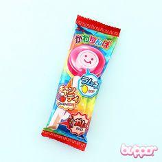 Lotte Kawarinbo Lollipop