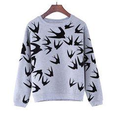 2016 women winter autumn fashion pullover sweater sueter camisa feminina pull femme animal printed sex jersey ropa mujer jumper
