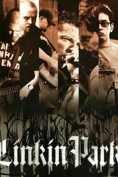 LINKIN PARK POSTER Amazing Collage RARE HOT NEW 24X36 - PRINT IMAGE PHOTO -QW3