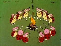 Sesame Street - The Ladybugs' Picnic  .... is it wrong for me to love this so much ... awww to be a child again