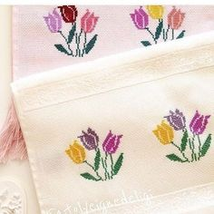 Cross Stitch Borders, Cross Stitch Flowers, Cross Stitch Designs, Cross Stitching, Cross Stitch Embroidery, Hand Embroidery, Cross Stitch Patterns, Embroidery Designs, Canvas Template