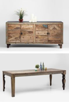 Duld Range: recycling meets craftsmanship. New KARE Collection, a declaration of love to #wood @karedesign