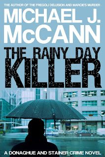 Please visit my blog The Overnight Bestseller to learn more about The Rainy Day Killer. It will be posted in Net Galley at the end of August.