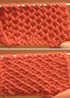 Looking for a gorgeous knitting stitch that can fit almost all of your knit project? Here's the honeycomb stitch, a fun and beautiful stitch pattern. Easy Scarf Knitting Patterns, Crochet Flower Patterns, Loom Knitting, Knitting Stitches, Knit Patterns, Stitch Patterns, Crochet Waffle Stitch, Honeycomb Stitch, Needle Felting Tutorials