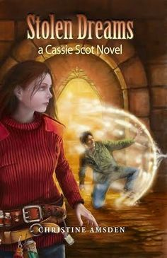 KT Book Reviews: Stolen Dreams (Cassie Scot #4) Cover Art Reveal