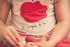 je croque la vie by nypode6swn