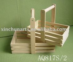 zaynee wooden basket,Buying zaynee wooden basket, Select zaynee ... Wooden Crates For Sale, Wooden Tool Boxes, Wood Boxes, Diy Wood Projects, Wood Crafts, Woodworking Projects, Wood Basket, Wood Patterns, Crafts To Do