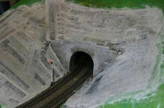 Building Model Railway Tunnels