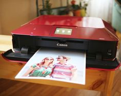 Win a Canon PIXMA MG7120 Photo Printer! What a dream item to have as a scarpbooker... Future pastime