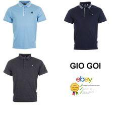 Mens Designer Gio Goi Polo Shirt t shirt tees short sleeve  poloshirt   giogoi   de576d73de
