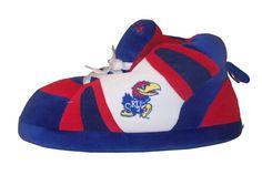 Kansas Jayhawks Slippers