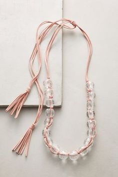 Shop the Beaded Lucite Necklace and more Anthropologie at Anthropologie today. Read customer reviews, discover product details and more.