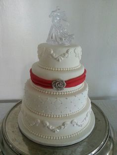 Wedding cakes by Lorna Colls