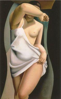 Femme Nue =) Tamara de Lempicka, 1925