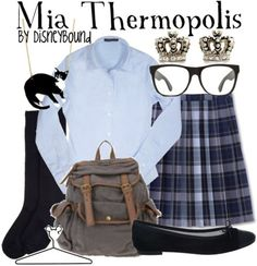 this was my high school uniform... literally i have that skirt in my closet http://bit.ly/Hxa5ri