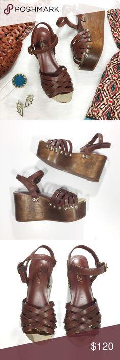 f529efb6c098 Spotted while shopping on Poshmark  New Rachel Zoe Mae Wedge Sandals!   poshmark
