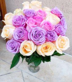 Pastel bouquet Pastel Bouquet, Rose Bouquet, Classic Beauty, Bouquets, Roses, Elegant, Flowers, Kitchen, Plants