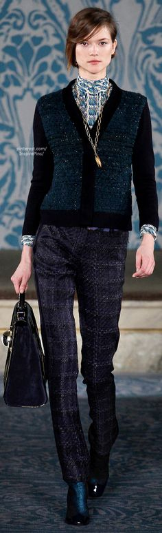 Fall 2013 Ready-to-Wear Tory Burch