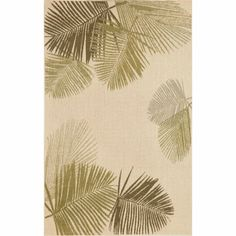Palms Outdoor Rug
