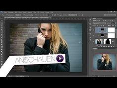 Photoshop Tutorial - Hintergrund austauschen - YouTube