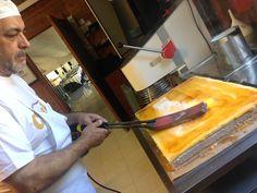 Nuestro maestro pastelero