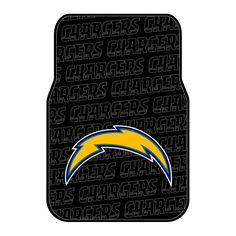 San Diego Chargers NFL Car Front Floor Mats 2 17x25