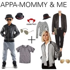Mom and son can rock the Appamom look together this Spring with our cool bomber jacket and Henley tees. Pair with some aviator glasses, and you've got a rockstar worthy Appa-Mom style. See more looks at appaman.com. #AppaMom