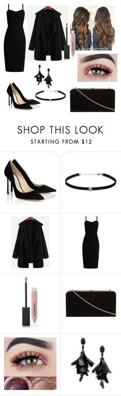"""Look #23 Fanfiction"" by amandavitoriaavila on Polyvore featuring Carbon & Hyde, MaxMara, Burberry, Dorothy Perkins and Oscar de la Renta"