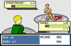 Silent Hill 2 (Game Boy Edition)