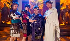 Horrible Histories heads to the big screen - Film version set in Roman Britain Winter Teacher Outfits, Summer Outfits, Mathew Baynton, World Book Day Costumes, Roman Britain, Horrible Histories, Ancient Rome, Boho Outfits, Movies And Tv Shows