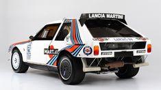 1986 Lancia Delta - S4 Gr. B   Classic Driver Market